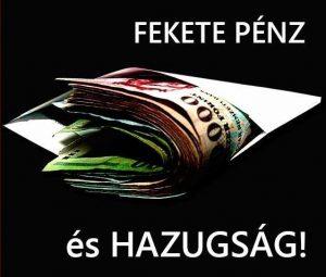 fekete pénz