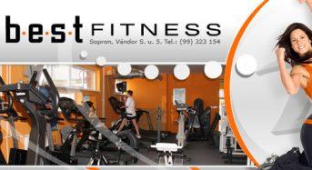 BEST Fitness Egészségmegőrző KP – Sopron