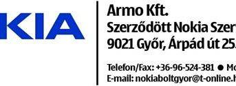 ARMO Kft – Telefonszerviz – Győr