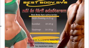 Best Body Sportegyesület – Dunaújváros