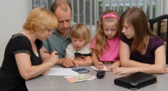 A családi adókedvezmény érvényesítéséről