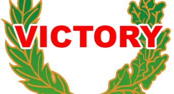 Győzelem!