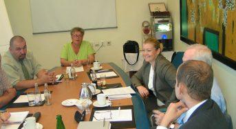 Tájékoztató az EuroCop küldöttségének magyarországi látogatásáról