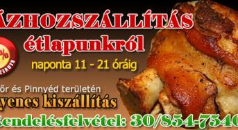 Csülök Sarok – Étterem & Pizzéria