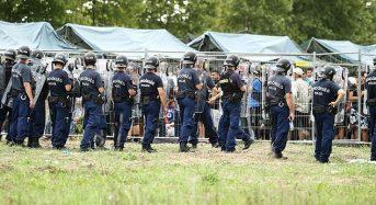 A Honvédség megköszönte, a Rendőrség kukába dobta…