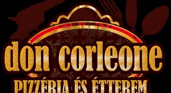 Don Corleone Pizzéria – Monor – kedvezmény