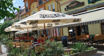 Sétány Étterem és Pizzéria – Harkány – kedvezmény