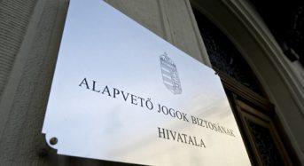 Alapvető jogok biztosa látókörében a Belügyminisztérium