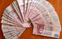 Közalkalmazottak – JNSZ megye – garantált bérminimum – 2  és fél millió Ft pernyerés