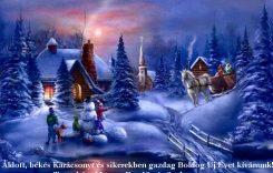 TMRSZ Karácsonyi köszöntő