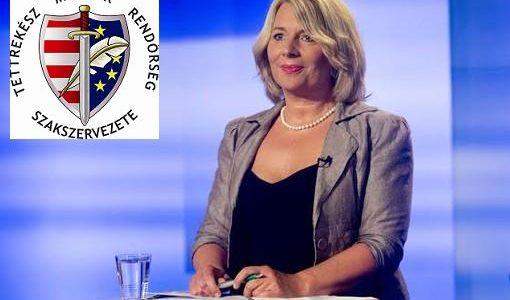 Morvai EP képviselő nyilatkozata Szima Judit TMRSZ Főtitkárról