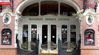 A Budapesti Operettszínház szeptemberi és októberi előzetese
