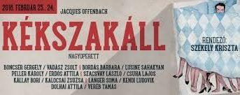 Budapesti Operettszínház – Kékszakáll – kedvezmény