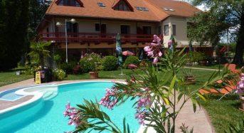 Zsanett Hotel – kedvezmény – Balatonkeresztúr