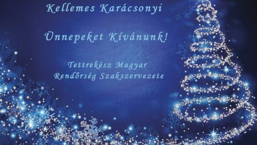 Békés, boldog ünnepeket kívánunk!