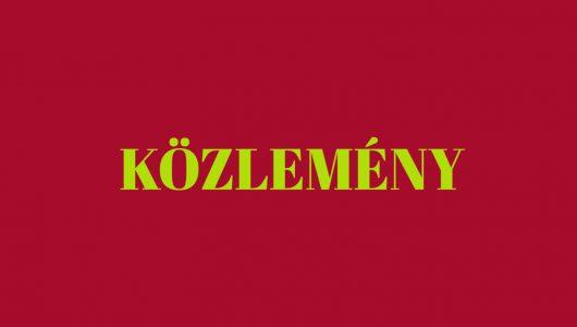 KÖZLEMÉNY – kormánydöntésre vár a 2020. évi illetményfejlesztés