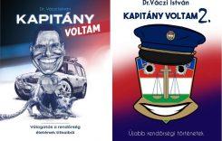 Egy volt rendőrkapitány különleges történetei